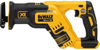 Dewalt DCS367B 20V Max Cordless Compact Reciprocating Saw