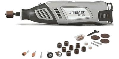 Dremel 8100 8V Max Cordless Rotary Tool