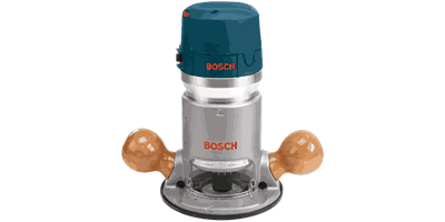 Bosch 1617EVS Electronic Fixed-Base Router