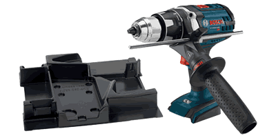 Bosch DDH181X 18 V Brute Tough Drill Driver with Active Response Technology