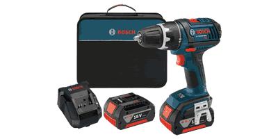 Bosch DDS181-01 Compact Tough Drill Driver