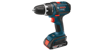 Bosch DDS181-02 Compact Tough Drill Driver