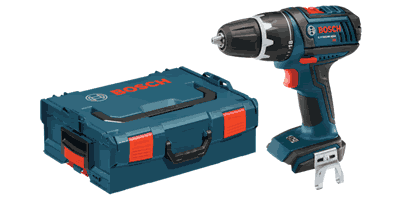 Bosch DDS181BL Compact Tough Drill Driver with L-BOXX2