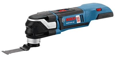 Bosch GOP18V-28 18V StarlockPlus Oscillating Multi-Tool (Bare Tool)