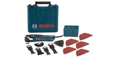Bosch GOP40-30C StarlockPlus Oscillating Multi-Tool Kit