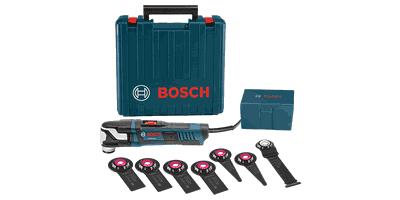 Bosch GOP55-36C1 StarlockMax Oscillating Multi-Tool Kit