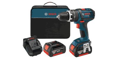Bosch HDS181-01 18V Compact Tough Hammer Drill Driver