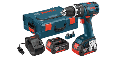 Bosch HDS182-01L 18V EC Brushless Compact Tough Hammer Drill/Driver