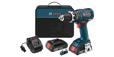 Bosch HDS182-02 18V EC Brushless Compact Tough Hammer Drill/Driver