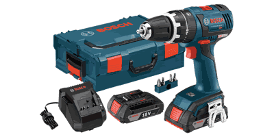 Bosch HDS182-02L 18V EC Brushless Compact Tough Hammer Drill/Driver