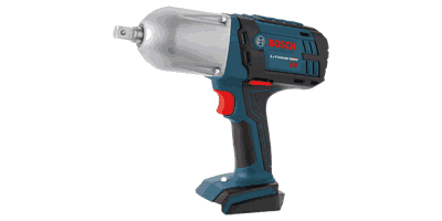 Bosch HTH181B 18 V High Torque Impact Wrench with Pin Detent (Bare Tool)