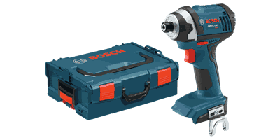 Bosch IDS181BL Impact Driver Tool Only with L-BOXX2 Insert