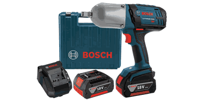 Bosch IWHT180-01 18 V High Torque Impact Wrench with Friction Ring