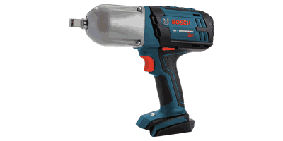 Bosch IWHT180B 18 V High Torque Impact Wrench with Friction Ring – Bare Tool