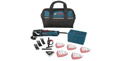 Bosch MX30EC-31 Multi-X Oscillating Tool Kit with Toolless Blade Change