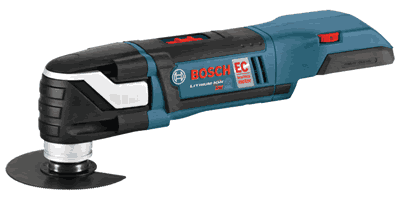 Bosch MXH180 Brushless 18V Cordless Multi-X Oscillating Tool with Exact-Fit Tray