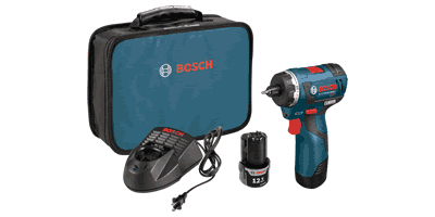 Bosch PS22-02 12 V Max EC Brushless Two-Speed Pocket Driver