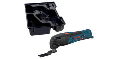 Bosch PS50BN 12 V Multi-X Oscillating Tool Only with L-Boxx Insert
