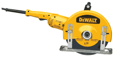 Dewalt D28754 Cut-Off Machine