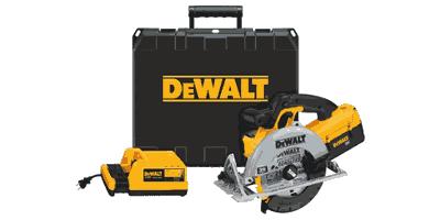 Dewalt DC300K Cordless Circular Saw Kit