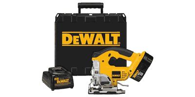 Dewalt DC330K Cordless Jig Saw Kit
