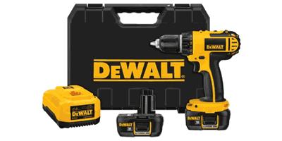 Dewalt DCD760KL Cordless Compact Li-Ion Drill/Driver Kit