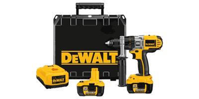 Dewalt DCD960KL 18V Cordless XRP Li-Ion Drill/Driver Kit