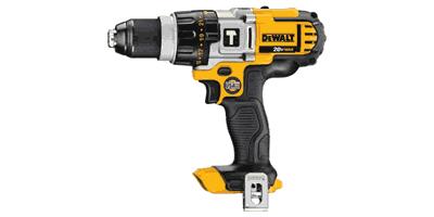 Dewalt DCD985B 20V MAX Lithium Ion Premium 3-Speed Hammerdrill
