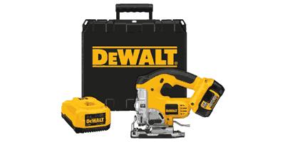 Dewalt DCS330L Cordless Jig Saw Kit