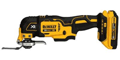 Dewalt DCS355 20V MAX Oscillating Multi-Tool