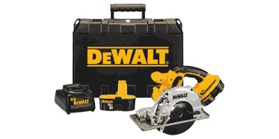 Dewalt DCS372KA 18V Metal Cutting Circular Saw Kit