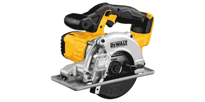 Dewalt DCS373B 20V Max Lithium Ion Metal Cutting Circular Saw