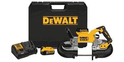 Dewalt DCS374P2 20V Max Brushless Deep Cut Band Saw Kit