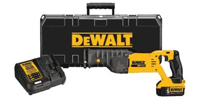 Dewalt DCS380P1 20V Max Cordless Reciprocating Saw Kit