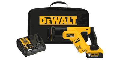 Dewalt DCS387P1 20V Max Cordless Compact Reciprocating Saw Kit