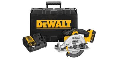 Dewalt DCS391P1 20V Max Lithium Ion Cordless Circular Saw Kit