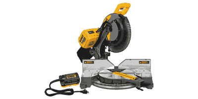 Dewalt DHS716AB Flexvolt Double Bevel Sliding Compound Miter Saw