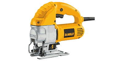 Dewalt DW317K Variable Speed Orbital Jig Saw