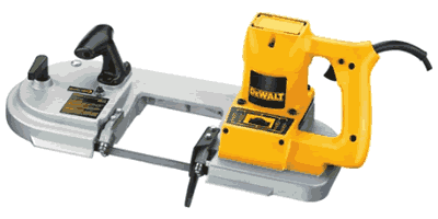 Dewalt DW328 Deep Cut Variable Speed Porta-Band Saw
