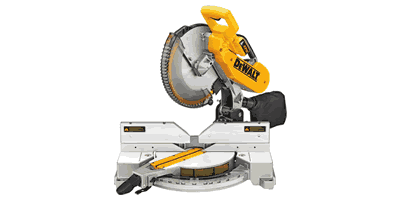 Dewalt DW716XPS Double Bevel Compound Miter Saw With Cutline Blade Positioning System