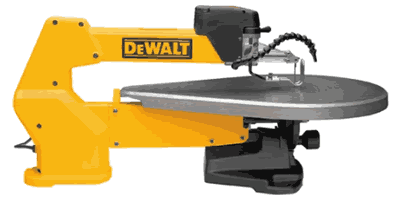 Dewalt DW788 Variable-Speed Scroll Saw
