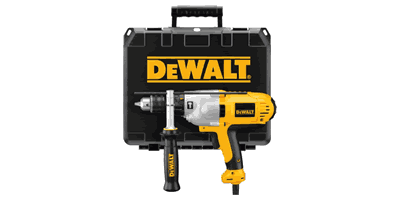Dewalt DWD525K VSR Mid-Handle Grip Hammerdrill Kit
