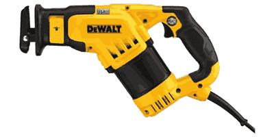 Dewalt DWE357 12.0 Amp Compact Reciprocating Saw