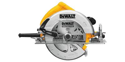 Dewalt DWE575 7 1/4″ Lightweight Circular Saw