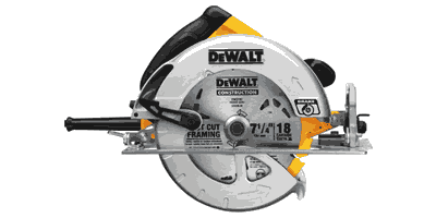 Dewalt DWE575SB 7-1/4″ Lightweight Circular Saw With Electric Brake