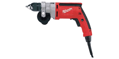 Milwaukee 0302-20 Magnum Drill with All Metal Chuck and QUIK-LOK cord