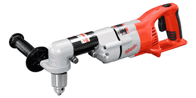 Milwaukee 0721-20 M28 Cordless Right Angle Drill
