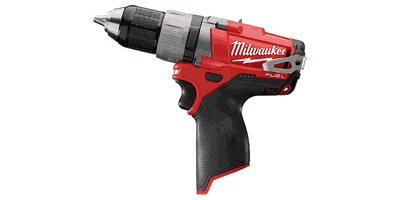 Milwaukee 2403-20 M12 FUEL Drill Driver (Bare Tool)