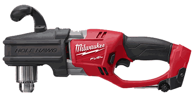 Milwaukee 2707-20 M18 FUEL HOLE HAWG Right Angle Drill (Tool Only)