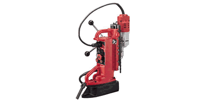 Milwaukee 4204-1 Adjustable Position Electromagnetic Drill Press with 1/2″ Motor